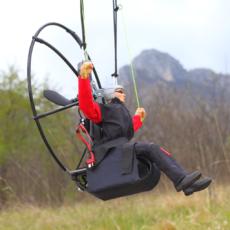 rc paramotors and paraglider pilots