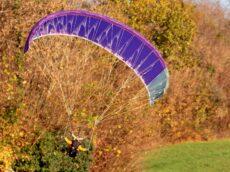 Vele Parapendio / Paraglider Wings